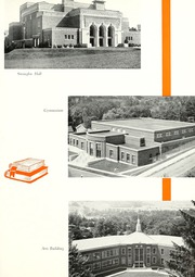 Page 9, 1951 Edition, Mansfield University - Carontawan Yearbook (Mansfield, PA) online yearbook collection