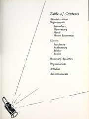 Page 13, 1954 Edition, Mansfield University - Carontawan Yearbook (Mansfield, PA) online yearbook collection