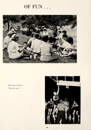 Page 14, 1965 Edition, Mansfield University - Carontawan Yearbook (Mansfield, PA) online yearbook collection