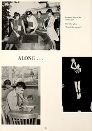 Page 16, 1965 Edition, Mansfield University - Carontawan Yearbook (Mansfield, PA) online yearbook collection