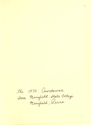 Page 5, 1975 Edition, Mansfield University - Carontawan Yearbook (Mansfield, PA) online yearbook collection