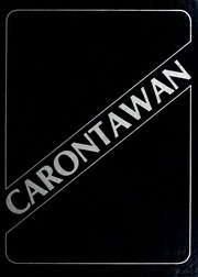 1977 Edition, Mansfield University - Carontawan Yearbook (Mansfield, PA)