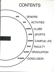 Page 8, 1987 Edition, Mansfield University - Carontawan Yearbook (Mansfield, PA) online yearbook collection