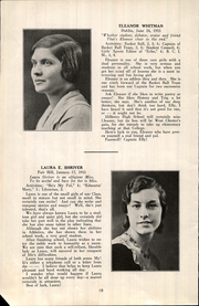 Page 12, 1932 Edition, Hilltown High School - Echo Yearbook (Hilltown, PA) online yearbook collection