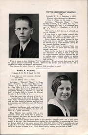 Page 13, 1932 Edition, Hilltown High School - Echo Yearbook (Hilltown, PA) online yearbook collection