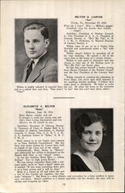 Page 14, 1932 Edition, Hilltown High School - Echo Yearbook (Hilltown, PA) online yearbook collection