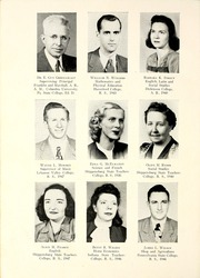 Page 10, 1948 Edition, Lemasters High School - Parnellian Yearbook (Lemasters, PA) online yearbook collection