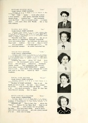 Page 17, 1948 Edition, Lemasters High School - Parnellian Yearbook (Lemasters, PA) online yearbook collection