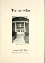 Page 5, 1948 Edition, Lemasters High School - Parnellian Yearbook (Lemasters, PA) online yearbook collection