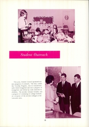 Page 14, 1966 Edition, Lancaster Bible College - Ichthus Yearbook (Lancaster, PA) online yearbook collection