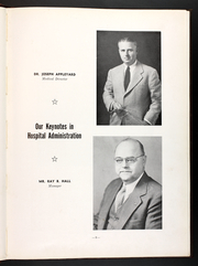 Page 13, 1947 Edition, Lancaster General Hospital Nursing - Nightingale Yearbook (Lancaster, PA) online yearbook collection