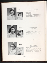 Page 16, 1947 Edition, Lancaster General Hospital Nursing - Nightingale Yearbook (Lancaster, PA) online yearbook collection