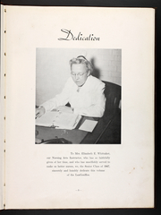 Page 7, 1947 Edition, Lancaster General Hospital Nursing - Nightingale Yearbook (Lancaster, PA) online yearbook collection