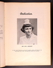 Page 9, 1951 Edition, Lancaster General Hospital Nursing - Nightingale Yearbook (Lancaster, PA) online yearbook collection