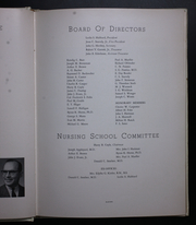 Page 17, 1955 Edition, Lancaster General Hospital Nursing - Nightingale Yearbook (Lancaster, PA) online yearbook collection