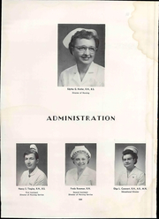 Page 14, 1959 Edition, Lancaster General Hospital Nursing - Nightingale Yearbook (Lancaster, PA) online yearbook collection