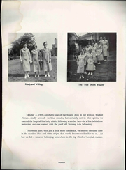 Page 17, 1959 Edition, Lancaster General Hospital Nursing - Nightingale Yearbook (Lancaster, PA) online yearbook collection