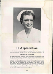 Page 8, 1959 Edition, Lancaster General Hospital Nursing - Nightingale Yearbook (Lancaster, PA) online yearbook collection