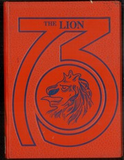 1973 Edition, Lincoln University - Lion Yearbook (Lincoln University, PA)