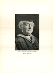 Page 10, 1924 Edition, U Of Penn Women Student Govt - Record Book Yearbook (Philadelphia, PA) online yearbook collection