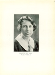 Page 11, 1924 Edition, U Of Penn Women Student Govt - Record Book Yearbook (Philadelphia, PA) online yearbook collection
