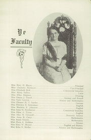 Page 7, 1913 Edition, Girls High School - Yearbook (Reading, PA) online yearbook collection