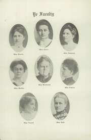 Page 8, 1913 Edition, Girls High School - Yearbook (Reading, PA) online yearbook collection
