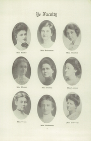 Page 9, 1913 Edition, Girls High School - Yearbook (Reading, PA) online yearbook collection