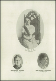 Page 12, 1916 Edition, Girls High School - Yearbook (Reading, PA) online yearbook collection