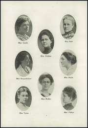 Page 14, 1916 Edition, Girls High School - Yearbook (Reading, PA) online yearbook collection