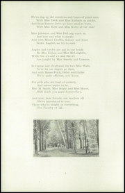 Page 8, 1922 Edition, Girls High School - Yearbook (Reading, PA) online yearbook collection