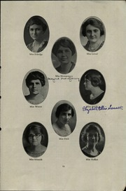 Page 13, 1926 Edition, Girls High School - Yearbook (Reading, PA) online yearbook collection