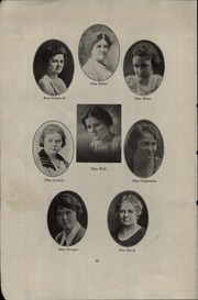 Page 14, 1926 Edition, Girls High School - Yearbook (Reading, PA) online yearbook collection