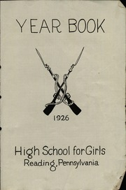 Page 5, 1926 Edition, Girls High School - Yearbook (Reading, PA) online yearbook collection