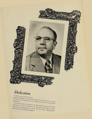 Page 8, 1951 Edition, Edinboro University - Conneautteean Yearbook (Edinboro, PA) online yearbook collection