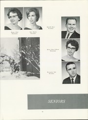 Page 17, 1963 Edition, Edinboro University - Conneautteean Yearbook (Edinboro, PA) online yearbook collection