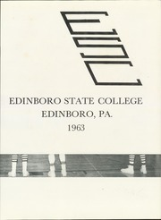 Page 5, 1963 Edition, Edinboro University - Conneautteean Yearbook (Edinboro, PA) online yearbook collection