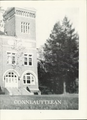 Page 7, 1963 Edition, Edinboro University - Conneautteean Yearbook (Edinboro, PA) online yearbook collection