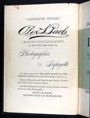 Page 4, 1890 Edition, Lafayette College - Melange Yearbook (Easton, PA) online yearbook collection