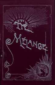 Page 1, 1893 Edition, Lafayette College - Melange Yearbook (Easton, PA) online yearbook collection