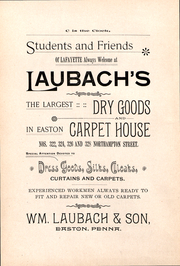 Page 6, 1893 Edition, Lafayette College - Melange Yearbook (Easton, PA) online yearbook collection