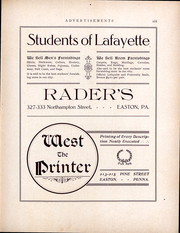 Page 16, 1909 Edition, Lafayette College - Melange Yearbook (Easton, PA) online yearbook collection