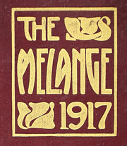 Lafayette College - Melange Yearbook (Easton, PA) online yearbook collection, 1917 Edition, Page 1