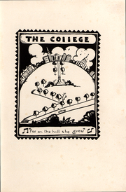 Page 15, 1927 Edition, Lafayette College - Melange Yearbook (Easton, PA) online yearbook collection