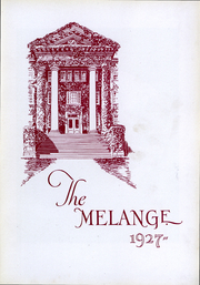 Page 5, 1927 Edition, Lafayette College - Melange Yearbook (Easton, PA) online yearbook collection
