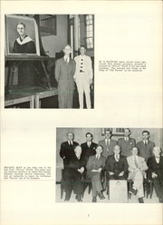 Page 11, 1958 Edition, Lafayette College - Melange Yearbook (Easton, PA) online yearbook collection