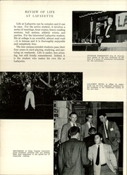 Page 16, 1958 Edition, Lafayette College - Melange Yearbook (Easton, PA) online yearbook collection