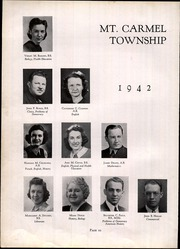 Page 14, 1942 Edition, Mount Carmel Township High School - Kismet Yearbook (Locust Gap, PA) online yearbook collection
