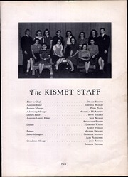 Page 7, 1942 Edition, Mount Carmel Township High School - Kismet Yearbook (Locust Gap, PA) online yearbook collection