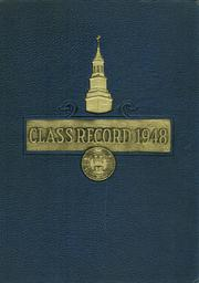 Page 1, 1948 Edition, William Penn Charter School - Class Record Yearbook (Philadelphia, PA) online yearbook collection